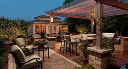Outdoor Living, Paver Patios, Outdoor Kitchen & Bar