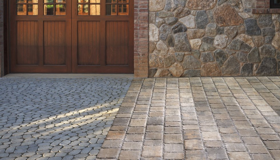 Permeable Pavers, Paver Driveway