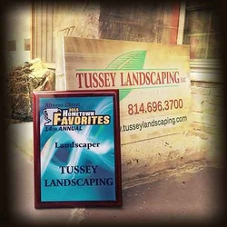Our Awards | Tussey Landscaping | Hollidaysburg PA