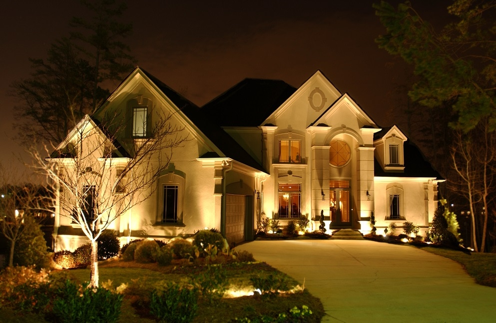 Outdoor LED Lighting | LED Landscape Lighting | State College Pa | Tussey Landscaping