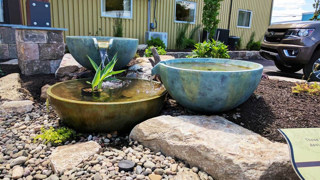 Fountainscapes, Aquascape CAC Installed