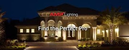 AMP Lighting PRO | Tussey Landscaping | Altoona PA