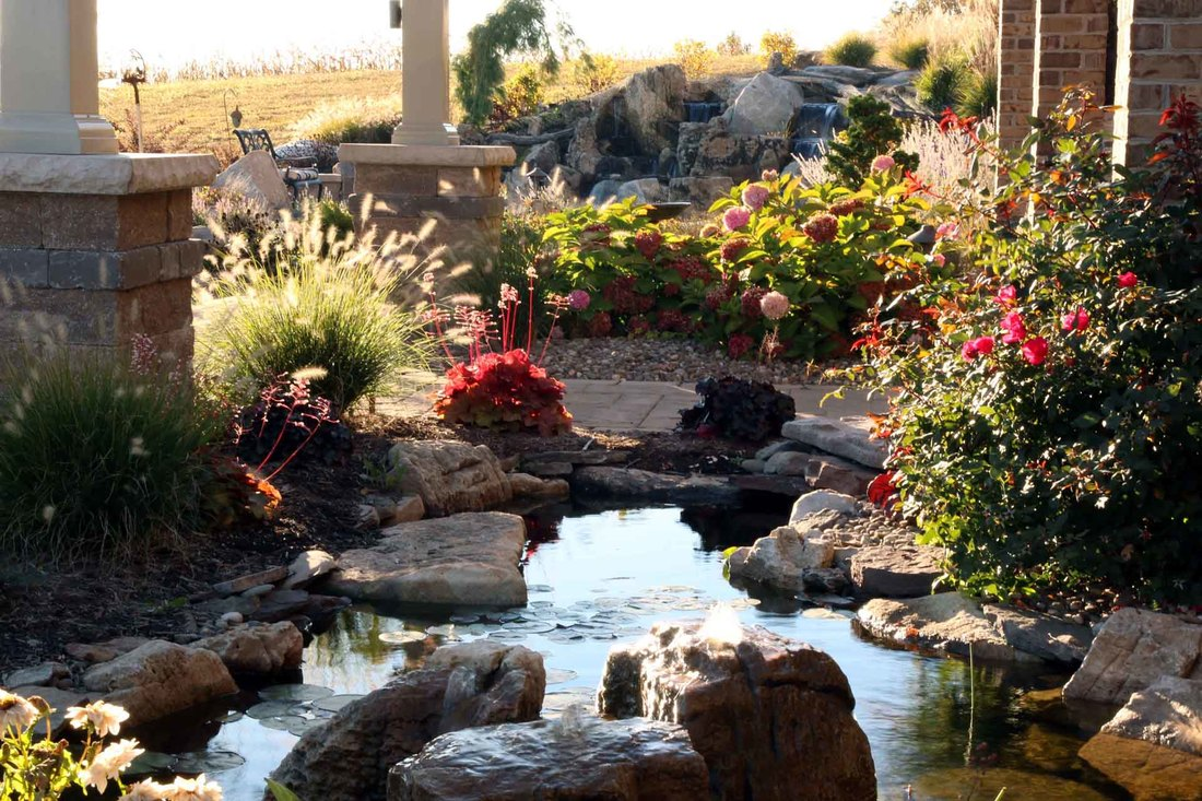 Koi Pond, Backyard Pond, Aquascape CAC